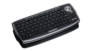 IOGEAR  GKM681R  24GHz Wireless Compact Keyboard with