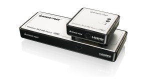 IOGEAR  GWHDMS52MB  Wireless HDMI Transmitter | Wireless HDMI Receiver | Wireless HDMI Matrix