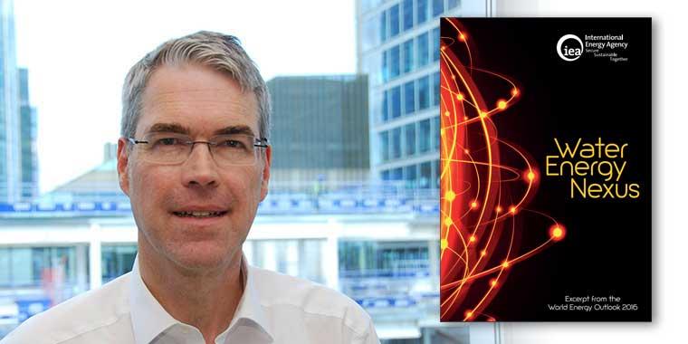 Olaf Martins, Energy Water Nexus