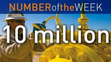 10 million US barrels banner
