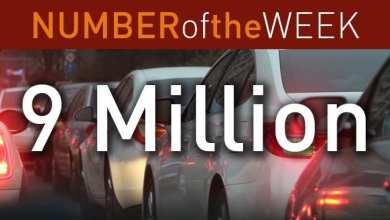 9 million cars banner