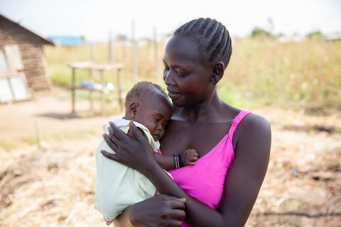 La OIM hace un llamamiento por 122 millones de dólares para brindar apoyo a personas desplazadas y retornados en Sudán del Sur