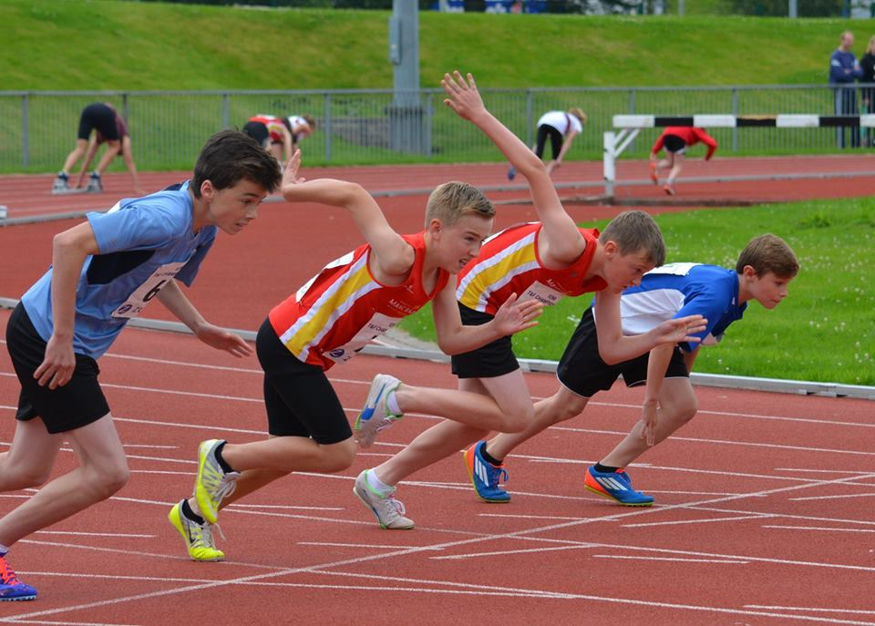 Manx Harriers in action at the European Masters Championships ...