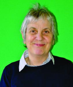 Margaret Murdin - BBKA Isle of Man Link Trustee