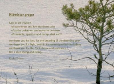 Midwinter Prayer
