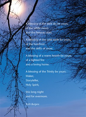 This long night, by Ruth Burgess