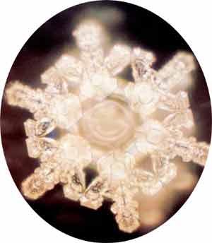 water crystal