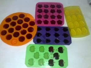 Stampi per caramelle gommose
