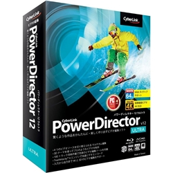 サイバーリンク PDR12ULTNM-001 PowerDirector12 Ultra