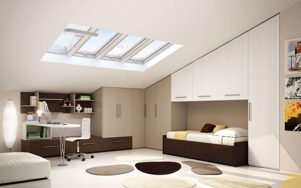 progettazione camere da letto, progettazione camerette, progettazione cucine,. Cameretta Per Ragazzi Consigli Di Arredo E Progettazione