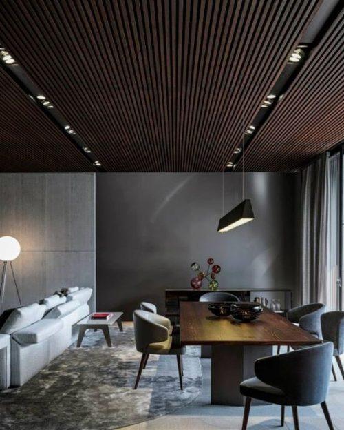 ✓ homelook.it è una grande piattaforma per interior design in italia che facilita. Controsoffittature Salone Versatili Per Ogni Esigenza