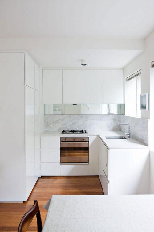 Un appartamento e ci troviamo con una cucina separata dalla sala,. Cucinino Moderno Le Regole Per Un Arredamento Funzionale