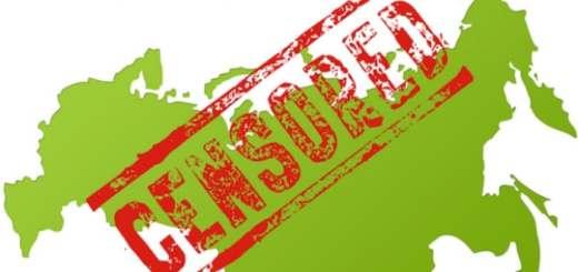Russian Internet Censorship