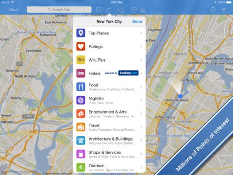 City Maps 2Go Pro ios