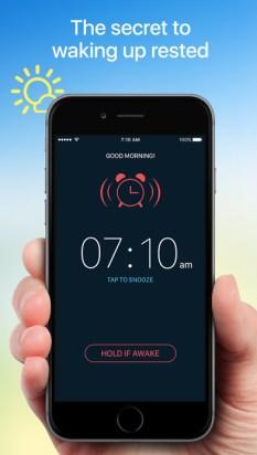 Good Morning Alarm Clock ios