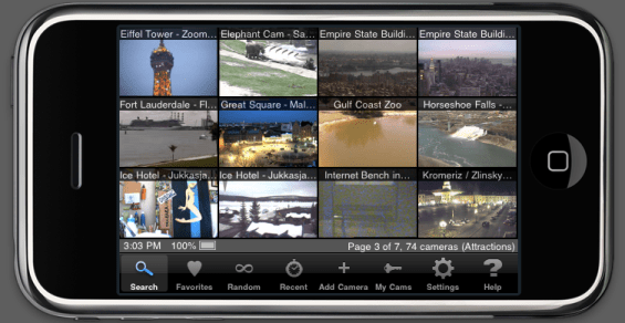 Live Cams Pro ios