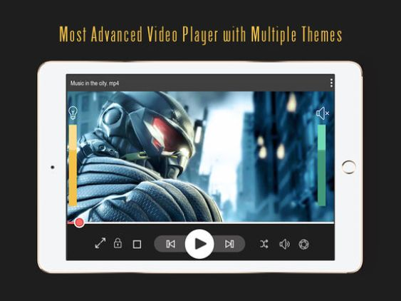 MX Video Player Pro ios
