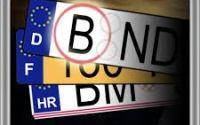 License Plate ios