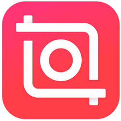 InShot Video Editor app logo
