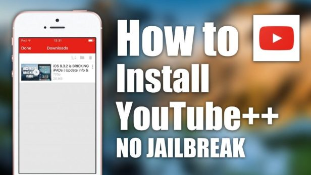 YouTube++ Download - iOS