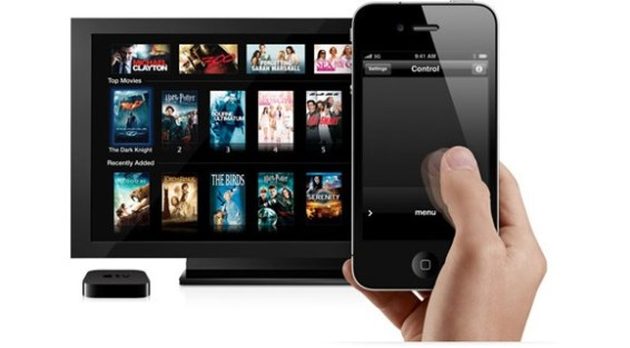 Control Apple TV with iPhone