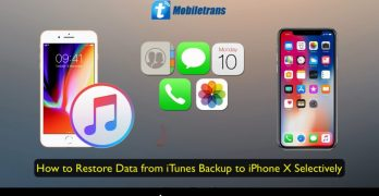 How to backup and restore data of iPhone iPad with/without iTunes