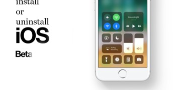 How to Apple iOS beta Install or uninstall