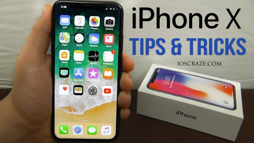 Apple iPhone X tips and tricks