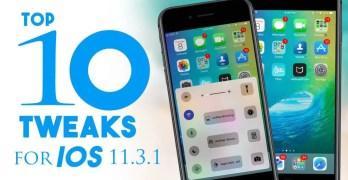 Amazing jailbreak tweaks for iOS 11.3.1 ** TOP 10 FREE **