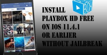 How to download PlayBox HD free on iOS 11.4.1 – 11 / 10 / 9 No Jailbreak / PC