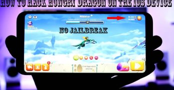 Hungry dragon hack on the iOS device without any root or jailbreak