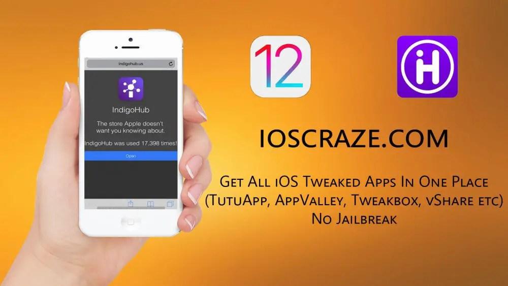 iOS tweaked apps