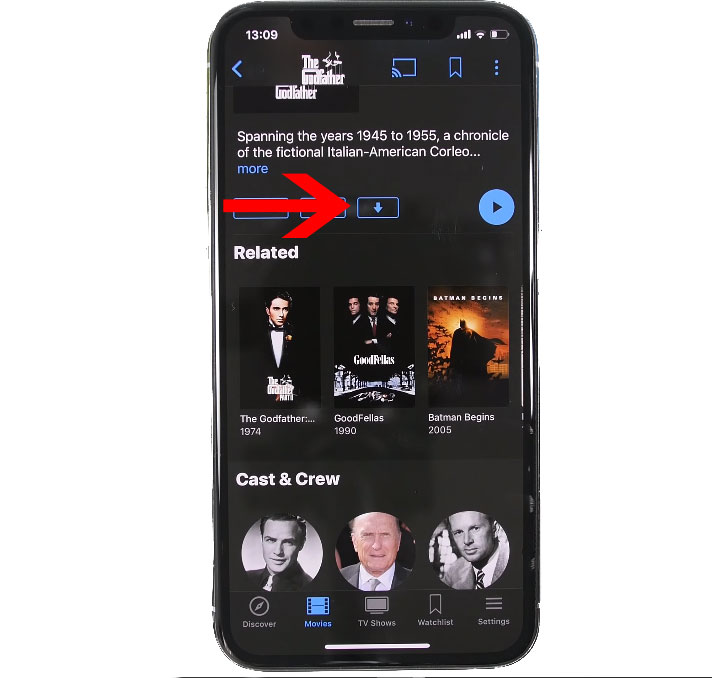 Best free movies apps for iPhone