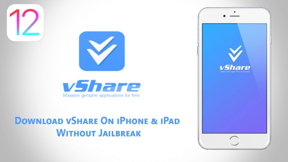 Download vShare on iPhone