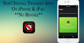 How to install tweaked apps