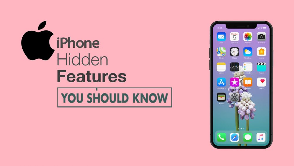 Features of iPhone