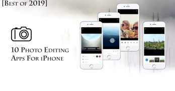 iPhone photo editing apps free