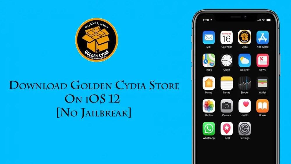 Golden Cydia Store