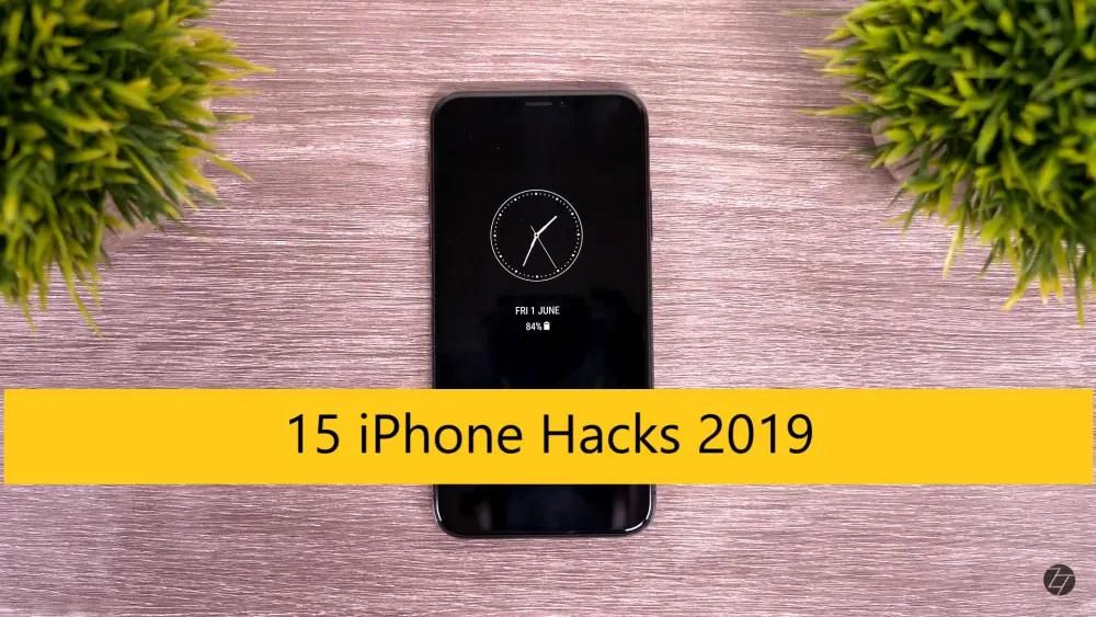 iPhone Best Hacks
