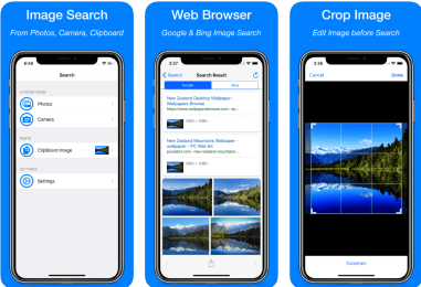 Best Image Search App for iPhone