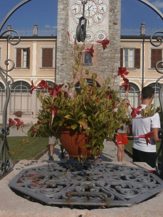 Fontana Parco Casa Don Guanella