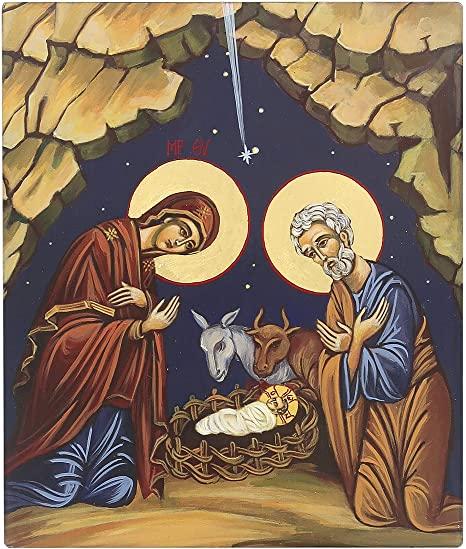 Una luce brilla per noi: è il Figlio del Dio Altissimo