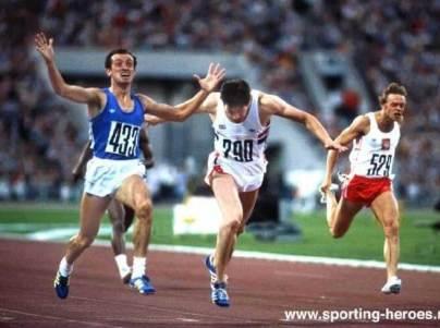 Pietro Mennea - Simbolo dell'impegno sportivo