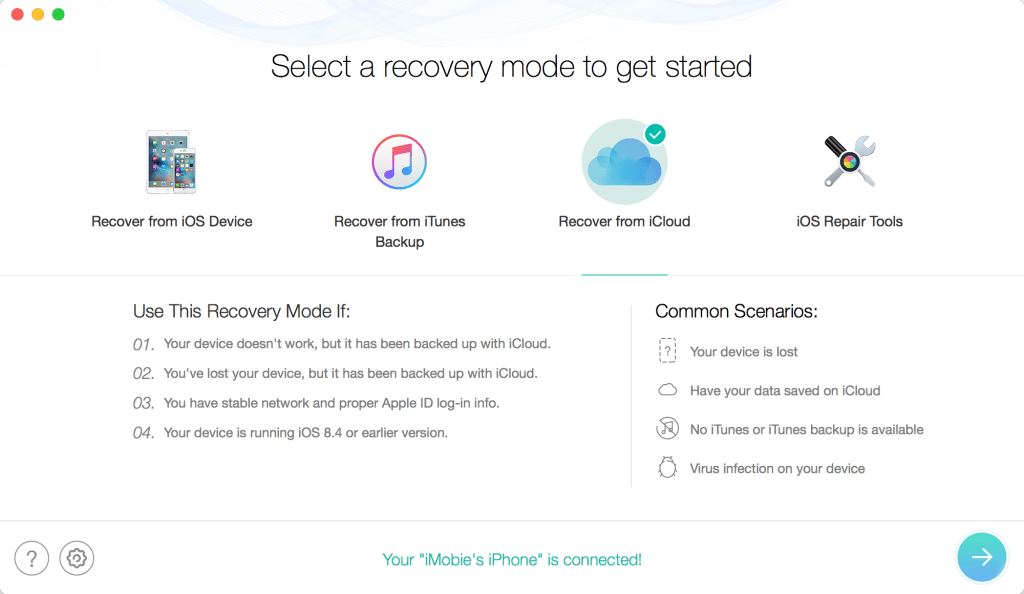 How to recover deleted messages in iOS 10 from iTunes/iCloud