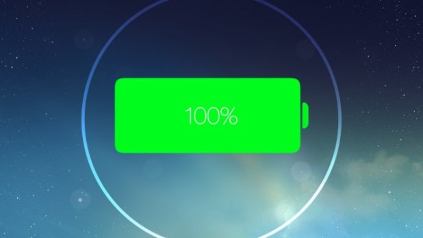 iOS 7 rendimiento, batería, iPhone