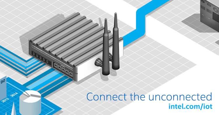 Intel IoT Gateway