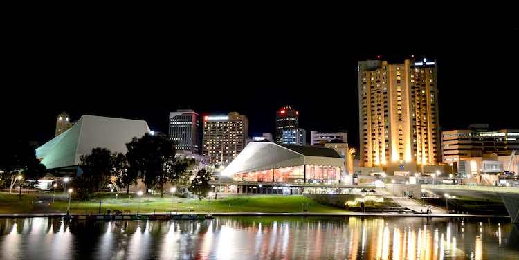Adelaide The Gig City