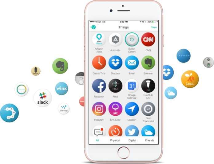 Controllare più dispositivi con un'app