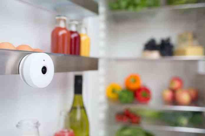 videocamera intelligente per il frigo