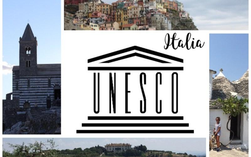 siti unesco Italia